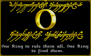 J.R.R. Tolkien's The Lord of the Rings, Vol. I
