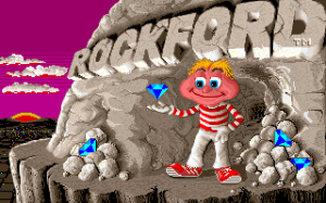 Rockford: The Arcade Game