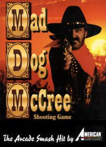 Mad Dog McCree (Arcade, 1993 год)
