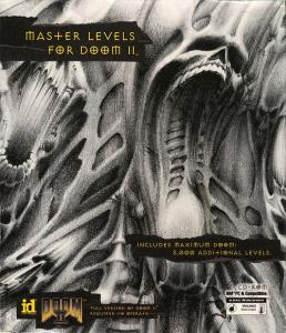 Постер Master Levels for DOOM II