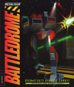 Metaltech: Battledrome (Simulation, 1994 год)