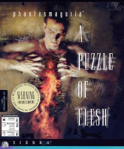 Phantasmagoria: A Puzzle of Flesh (Adventure, 1996 год)