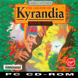 Постер Legend of Kyrandia - русская версия