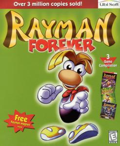 Rayman Forever (Arcade, 1998 год)