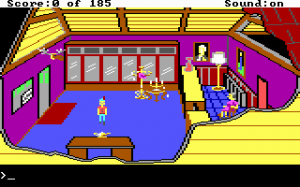 King's Quest 2: Romancing the Throne