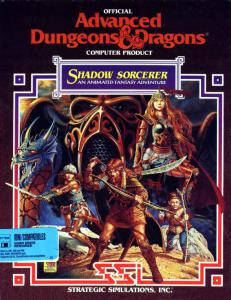 Shadow Sorcerer (Role-Playing, 1991 год)