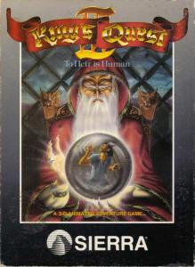 King's Quest 3: To Heir Is Human (Adventure, 1986 год)