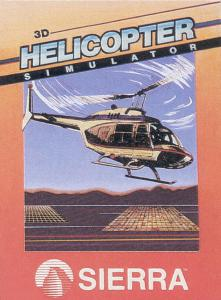 Sierra's 3-D Helicopter Simulator (Arcade, 1987 год)