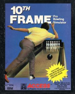 10th Frame Bowling (Sports, 1987 год)