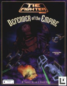 Постер Star Wars: TIE Fighter - Defender of the Empire