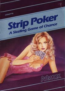 Strip Poker: A Sizzling Game of Chance (Strategy, 1985 год)