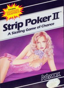 Strip Poker II (Strategy, 1988 год)