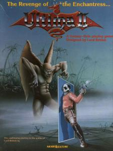 Постер Ultima II: The Revenge of the Enchantress