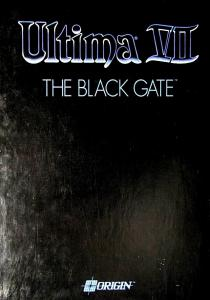 Ultima VII: The Black Gate (Role-Playing, 1992 год)