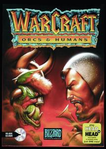 Постер WarCraft: Orcs & Humans