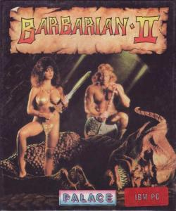 Постер Barbarian 2: The Dungeon of Drax