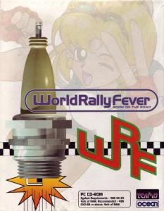 World Rally Fever: Born on the Road (Arcade, 1996 год)
