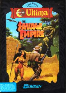 Постер Worlds of Ultima: The Savage Empire