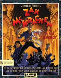 Постер Zak McKracken and the Alien Mindbenders