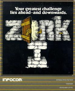 Zork: The Great Underground Empire (Adventure, 1982 год)