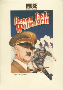 Постер Beyond Castle Wolfenstein