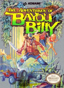 Постер The Adventures of Bayou Billy
