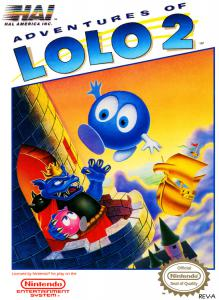 Adventures of Lolo 2 (Strategy, 1989 год)