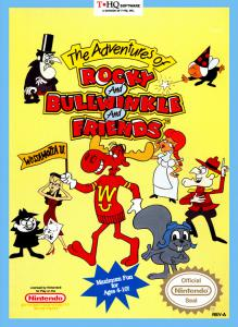 The Adventures of Rocky and Bullwinkle and Friends (Arcade, 1992 год)