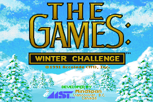 Games: Winter Challenge