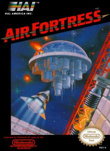 Air Fortress (Arcade, 1989 год)