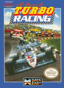 Постер Al Unser Jr. Turbo Racing