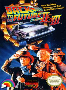 Постер Back to the Future Part II & III