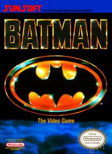 Batman: The Video Game (Arcade, 1990 год)