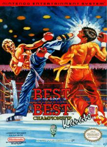 Best of the Best Championship Karate (Arcade, 1992 год)