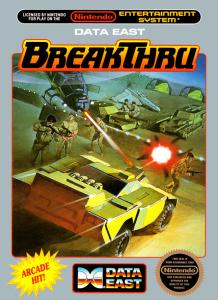 BreakThru (Arcade, 1987 год)