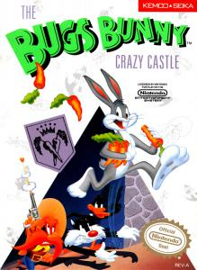 The Bugs Bunny Crazy Castle (Arcade, 1990 год)