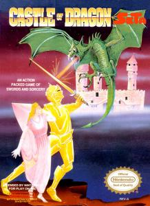 Castle of Dragon (Arcade, 1990 год)