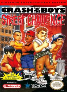 Crash 'N the Boys: Street Challenge (Arcade, 1992 год)