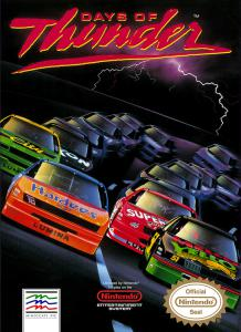 Days of Thunder (Racing, 1990 год)