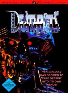 Deathbots (Adventure, 1990 год)