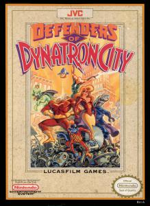 Defenders of Dynatron City (Arcade, 1992 год)