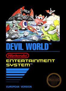 Devil World (Arcade, 1984 год)