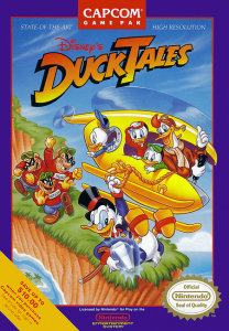 Постер Disney's DuckTales