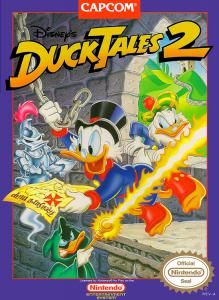 Постер Disney's DuckTales 2