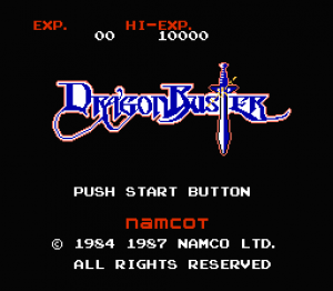 Dragon Buster