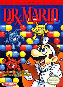 Dr. Mario (Strategy, 1990 год)