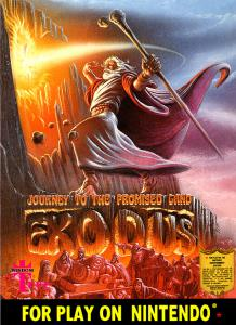 Exodus: Journey to the Promised Land (Arcade, 1991 год)