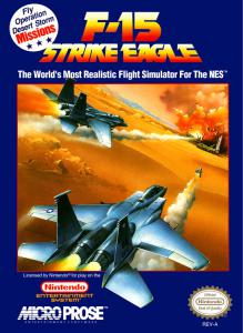 F-15 Strike Eagle (Arcade, 1992 год)