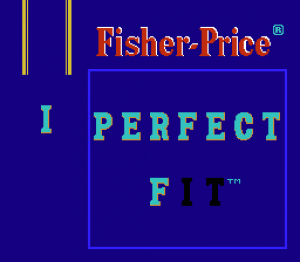Fisher-Price Perfect Fit