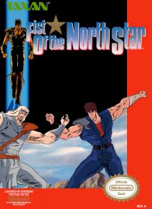 Fist of the North Star (Arcade, 1989 год)